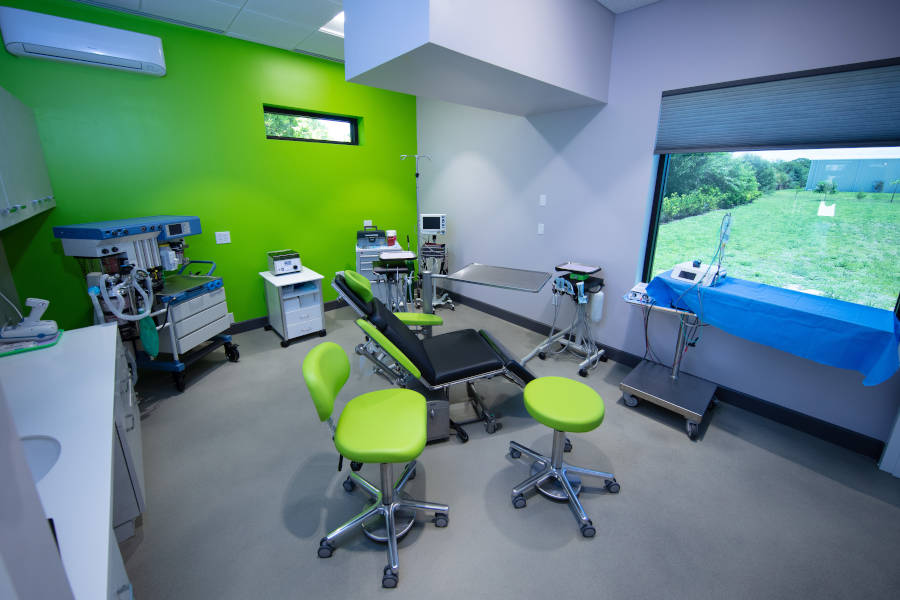 Implant Center Operatory
