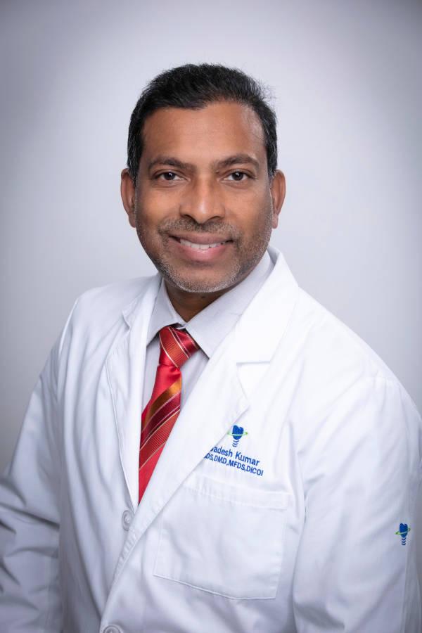 Dr. Sadesh Kumar